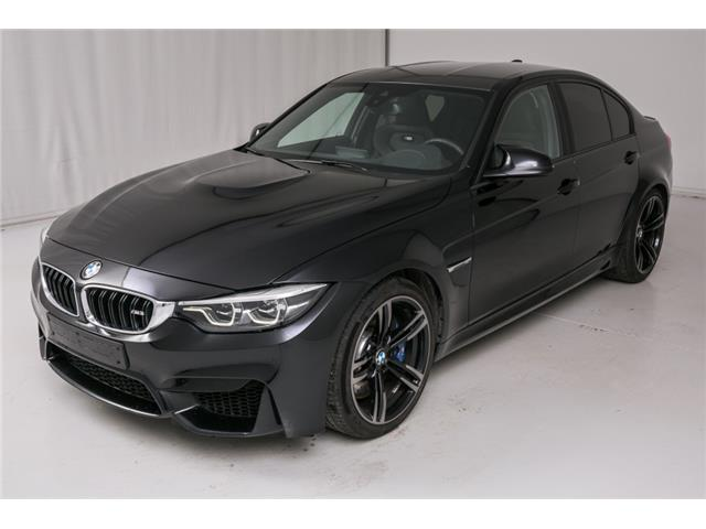 lhd BMW M3 (03/2017) - black