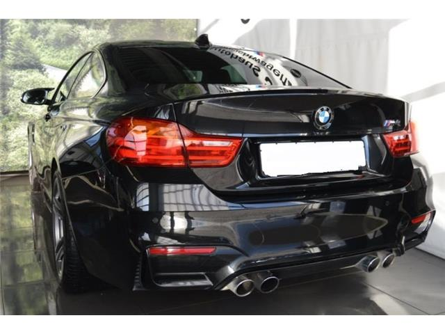 Left hand drive BMW M4 Coupe automatic