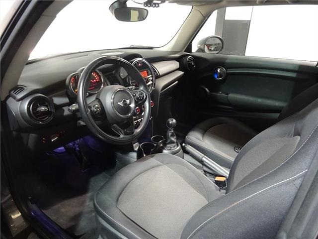 MINI COOPER (05/2015) - Grey - lieu: