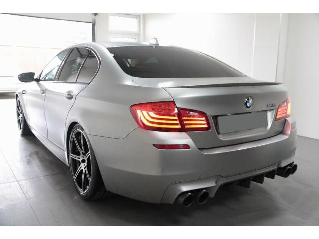 Left hand drive BMW M5 DKG