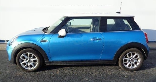 lhd MINI COOPER (12/2015) - Blue