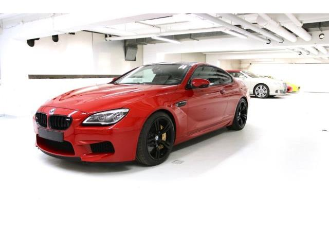 Left hand drive BMW M6 M6 Coupe