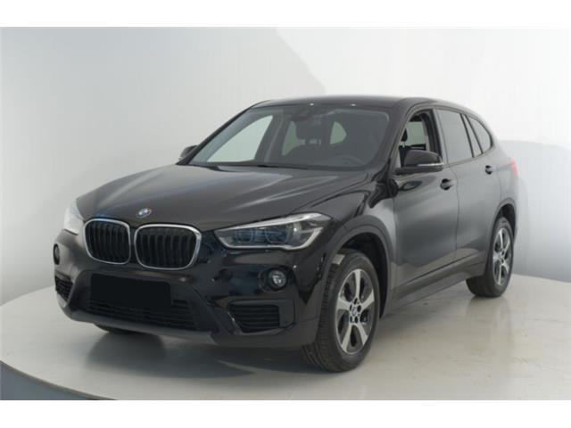 lhd BMW X1 (02/2016) - black
