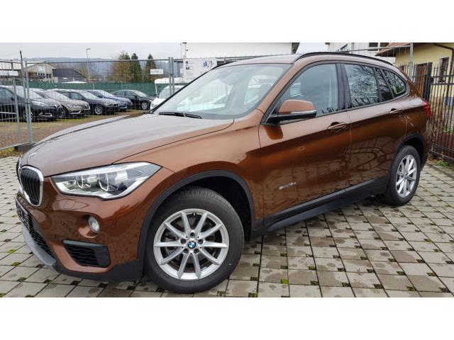 Left hand drive BMW X1  sDrive18d Advantage