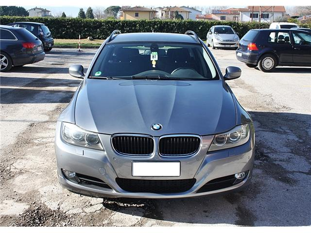 lhd BMW 3 SERIES (12/2008) - grey - lieu: