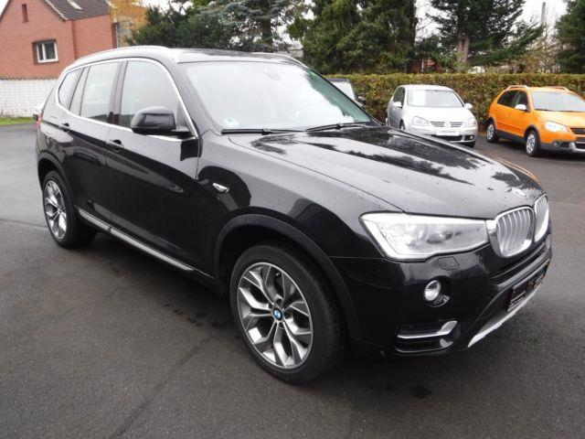 BMW X3 xDrive20d Panorama