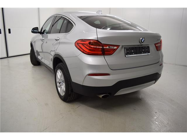 Left hand drive BMW X4 2.0dA xDrive20
