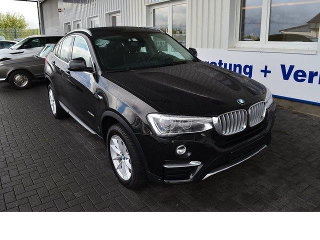 lhd BMW X4 (12/2016) - black