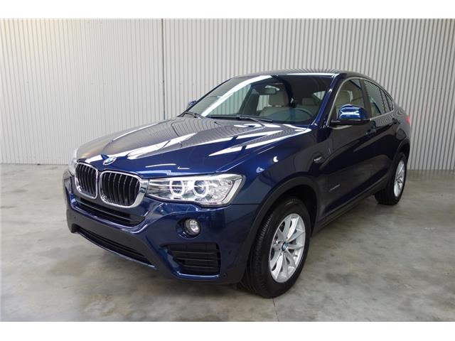 Left hand drive BMW X4  2.0 dA xDrive