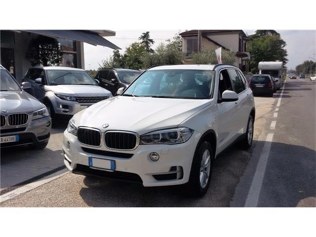 Left hand drive BMW X5 xDrive25d