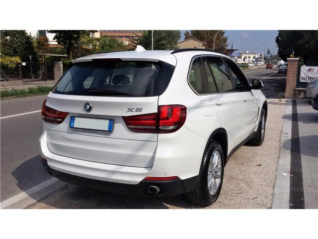 Lhd BMW X5 (03/2017) - white
