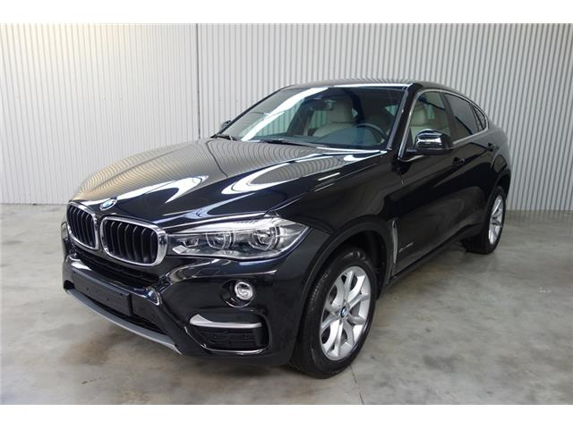 Left hand drive BMW X6  dAS xDrive30