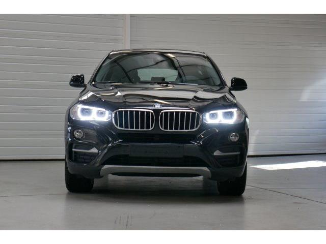 Left hand drive BMW X6  X6  XDRIVE 40DA