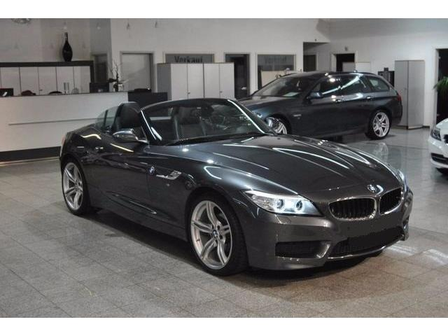 Left hand drive BMW Z4 sDrive18i