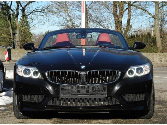 Left hand drive BMW Z4 s Drive 28i M SPORT