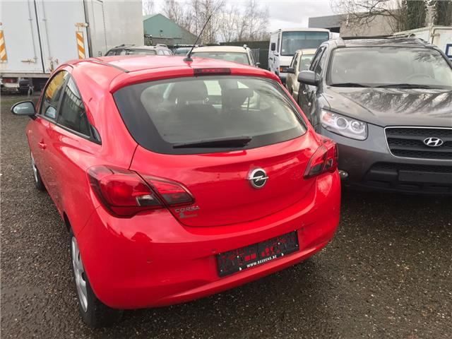 OPEL CORSA (05/2016) - red