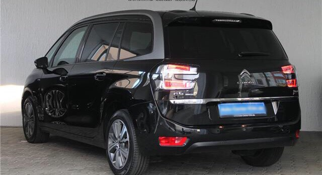 CITROEN C4 GRAND PICASSO (02/2016) - black - lieu: