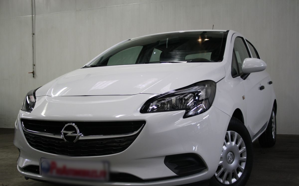 Left hand drive OPEL CORSA 1.2 EDITION FRENCH REG