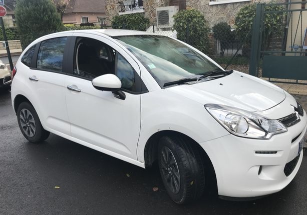 CITROEN C3  puretech confort 68 FRENCH REG