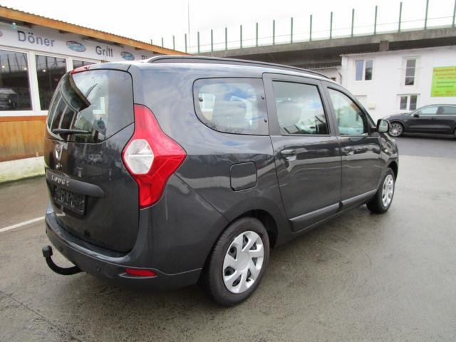 DACIA LODGY (03/2017) - grey - lieu: