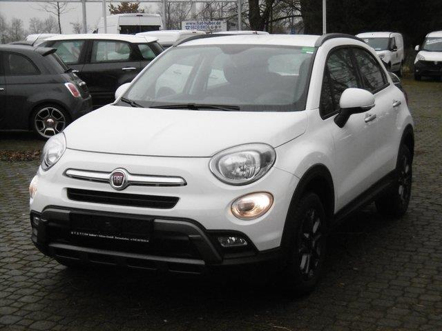 Left hand drive FIAT 500X Cross E-TORQ