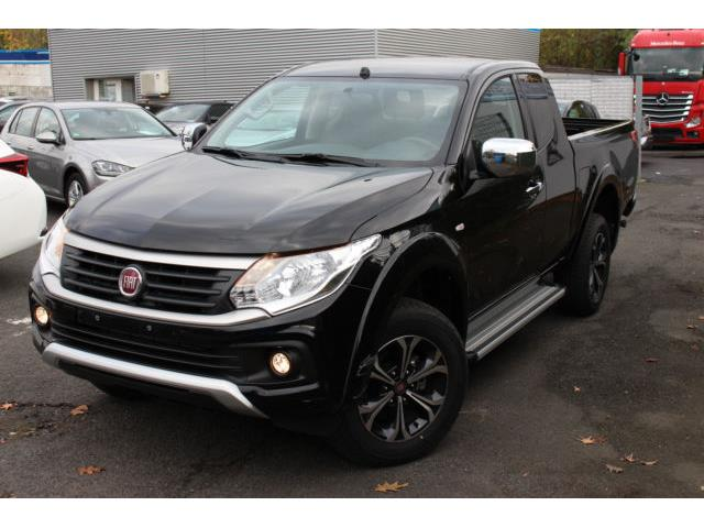 Left hand drive FIAT FULLBACK  2.5 Launch Edition