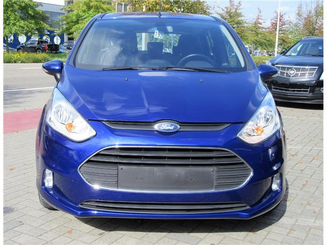 FORD B MAX (09/2015) - blue - lieu: