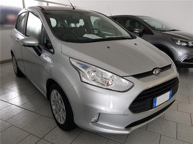 Left hand drive FORD B MAX 1.5 TDCi