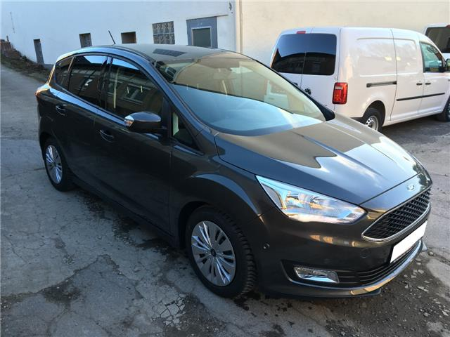 Lhd FORD C MAX (11/2017) - grey - lieu: