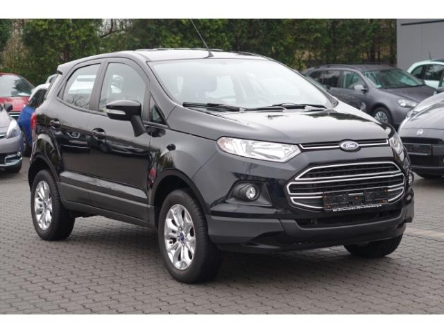FORD ECOSPORT (06/2015) - black - lieu: