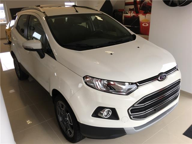 Left hand drive FORD ECOSPORT EcoSport 1.5 TDCi 4x2