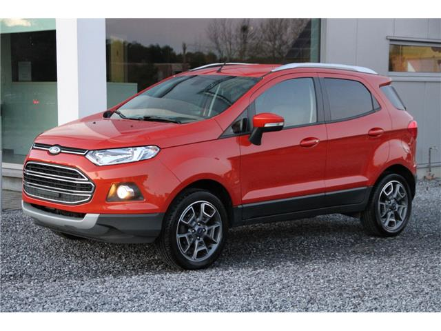 Left hand drive FORD ECOSPORT  1.5 TDCi 4x2