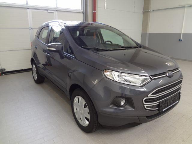 Left hand drive FORD ECOSPORT  1.0 EcoBoost Trend