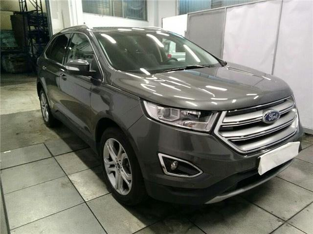 FORD EDGE (09/2016) - grey - lieu: