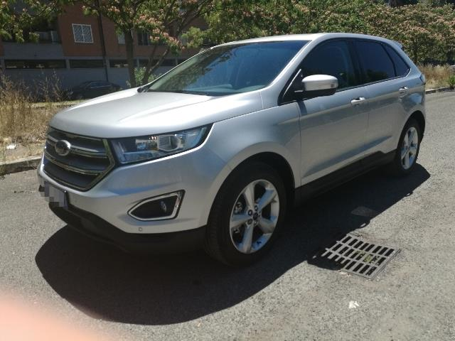 Left hand drive FORD EDGE  2.0 TDCI