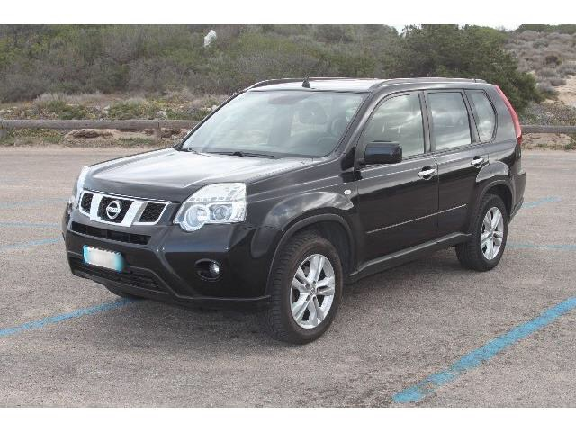 Left hand drive NISSAN X TRAIL  2.0 dCi