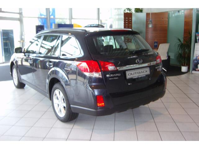 Left hand drive SUBARU OUTBACK 2.0D Lineartronic Active