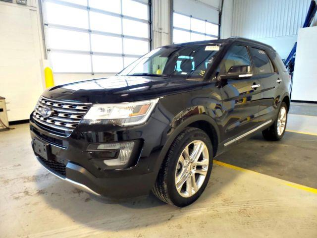 Left hand drive FORD EXPLORER 3.5 V6 4WD