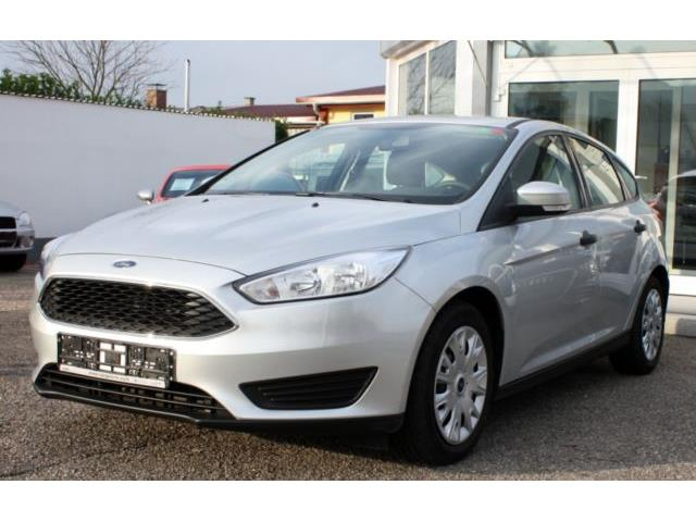 Left hand drive FORD FOCUS Ambiente