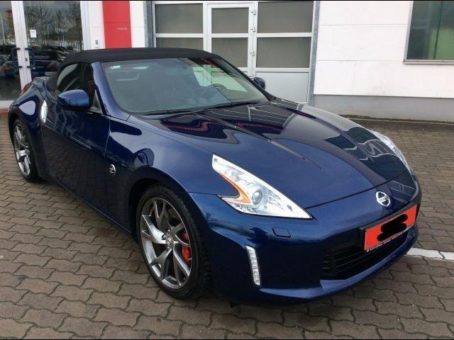 Left hand drive NISSAN 370 Z  Pack 7AT V6 Navi