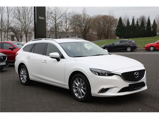 Left hand drive MAZDA 6 145 Exclusive-Line Navi