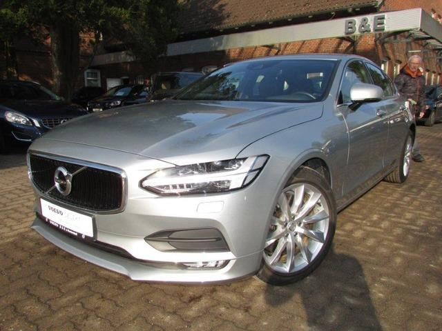 Left hand drive VOLVO S90 D4 Momentum Geartronic