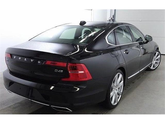 Left hand drive VOLVO S90  D4 Inscription