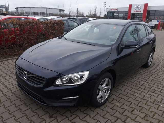 Left hand drive VOLVO V60  D3 Linje Business