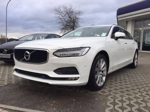 Left hand drive VOLVO V90 D4