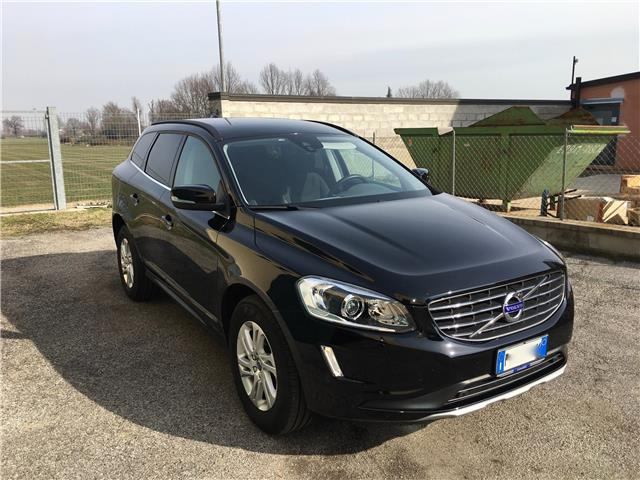 Left hand drive VOLVO XC 60 D3 Geartronic