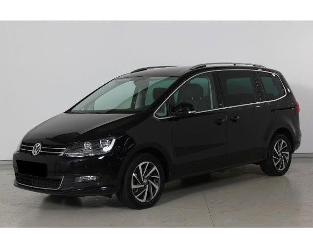 lhd VOLKSWAGEN SHARAN (04/2017) - black