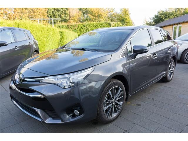 Left hand drive TOYOTA AVENSIS  1.8