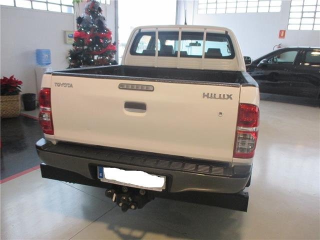 Left hand drive TOYOTA HILUX 2.4
