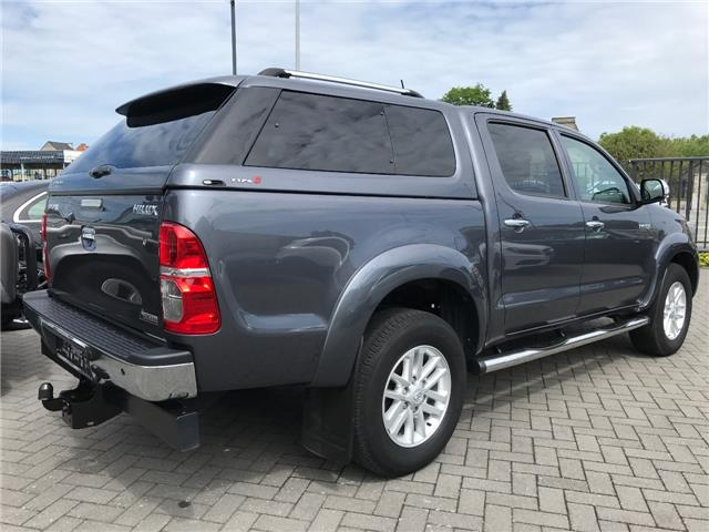 Left hand drive TOYOTA HILUX 3.0